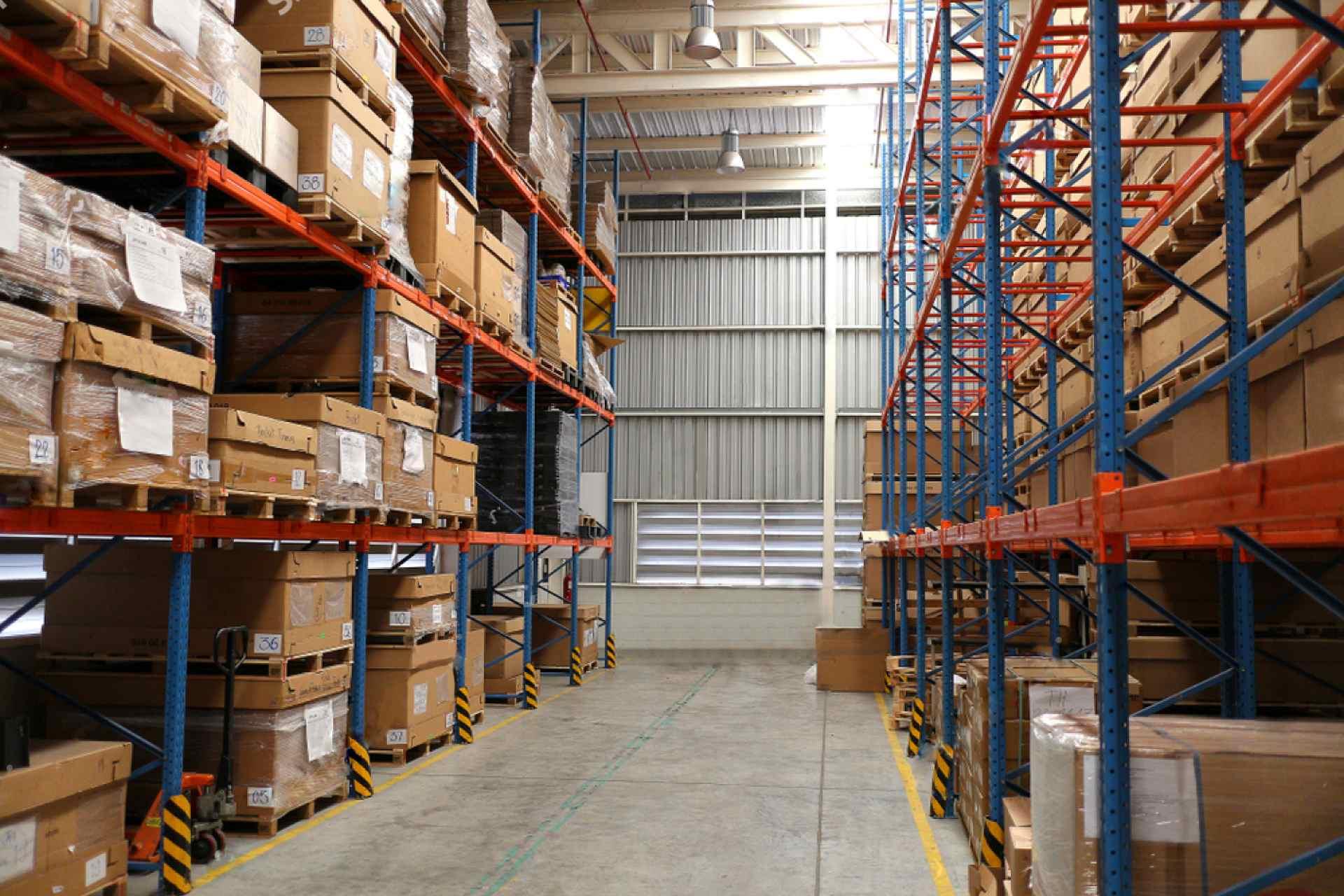 Ostraco - Ship Supplies warehouse, storage unit, storeroom, ship stores, marine warehouse